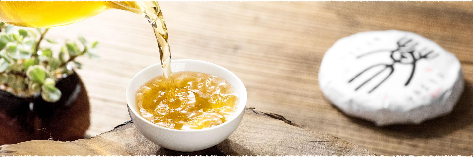 Pu'erh Tea — the Aged the Better?
