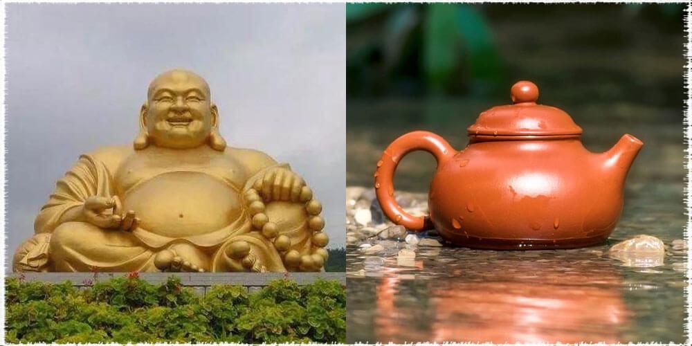 Rong Tian Teapot