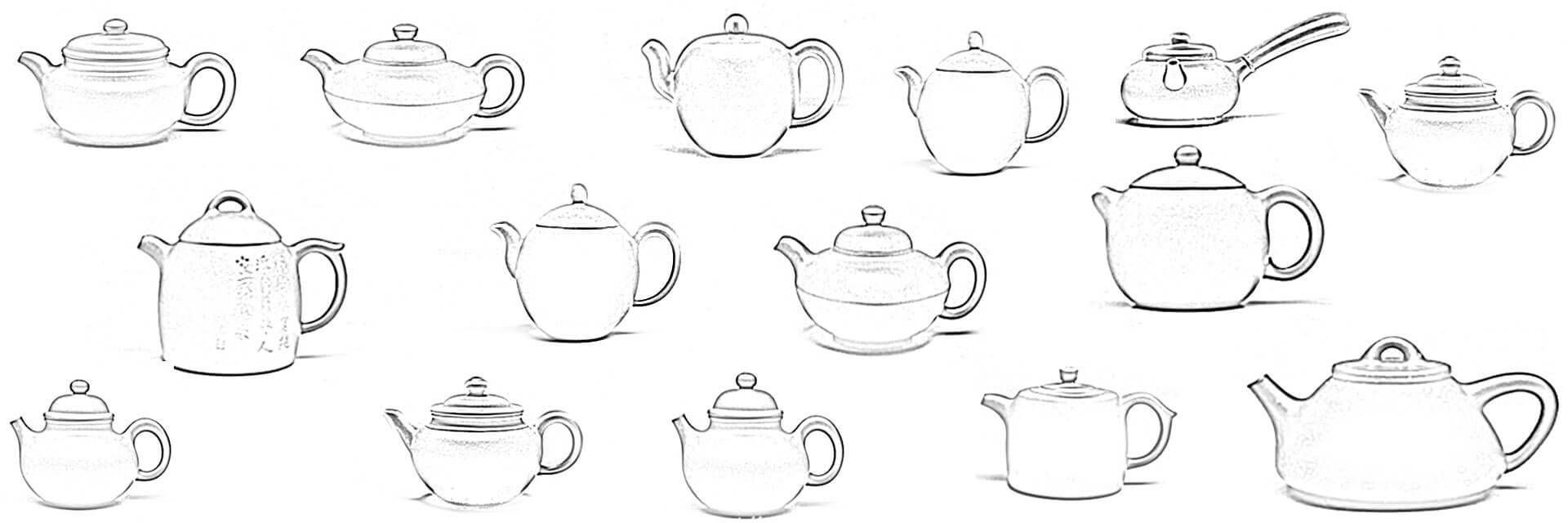 An Introduction to Teapot Shapes Ⅰ