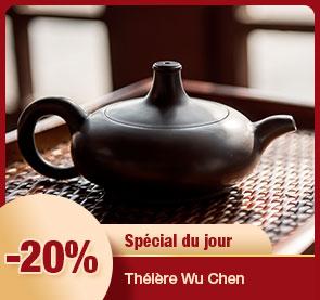 Théière Wu Chen 120 ml