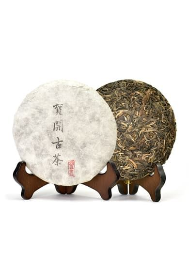 Hekai Ancient Tree Raw Pu-erh Cake Tea