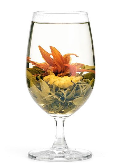 Oriental Beauty Flower Tea 1