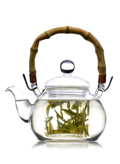 Bamboo Handle Glass Teapot with Infuser 600 ml / 20.3 oz Catrgory