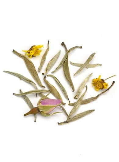 Chamomile Rose Silver Needle White Tea