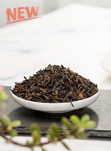 Coffee Pu-erh Loose Tea