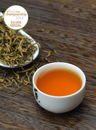 Yun Nan Dian Hong Black Tea – Golden Tip 1