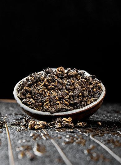 Dian Hong Golden Snail Black Tea