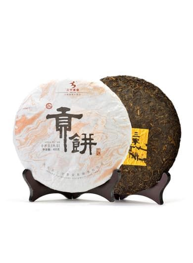 Fengqing Ripened Tribute Pu-erh Cake Tea 2013