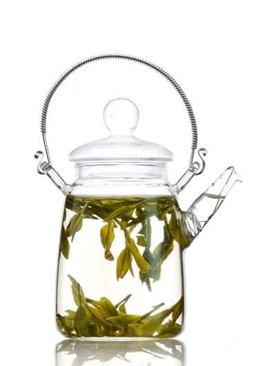 Clear Glass Teapot with Metal Handle 360 ml / 12.2 oz Category