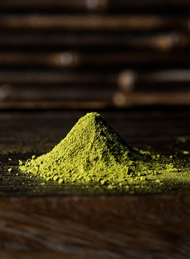 Organic Green Tea Powder 1