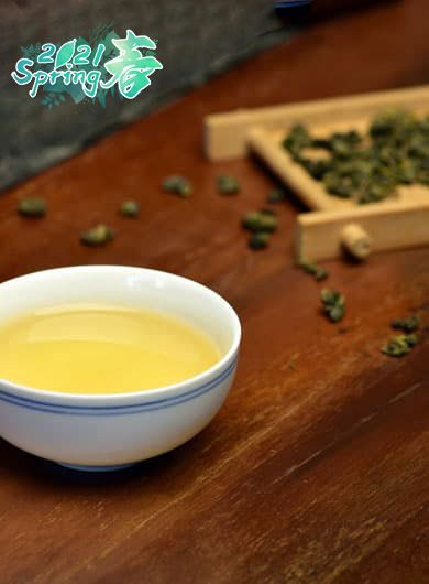 Organic Gunpowder Green Tea (Zhu Cha) Catergory