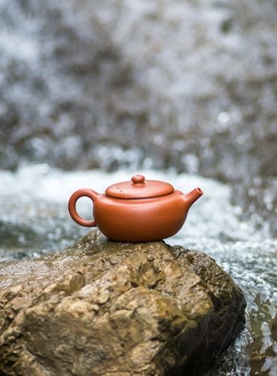 Handmade Han Bian Yixing Zisha Teapot Category