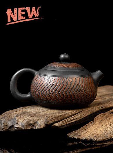Handmade Jianshui Zitao Pottery Teapot – Xi Shi
