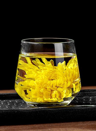 Golden Emperor Chrysanthemum Tea