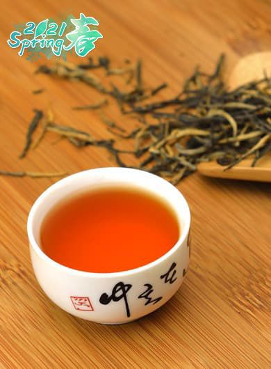 Yun Nan Dian Hong Black Tea Full-leaf 1