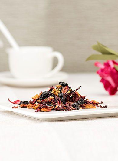 Cornflower Blue Fruit Tea