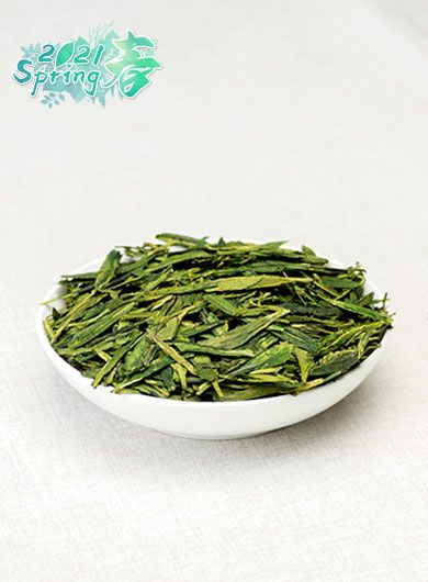 Dragon Well Green Tea (Long Jing) 01