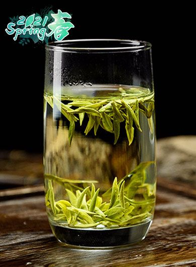 Organic Nonpareil Ming Qian Dragon Well Long Jing Green Tea 1