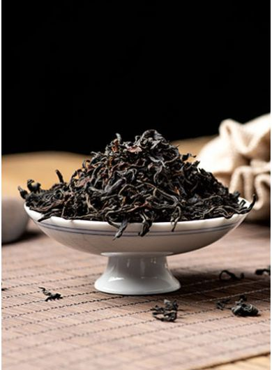 Nonpareil Yunnan Dian Hong Ancient Wild Tree Black Tea leaf