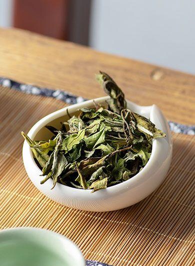 Organic White Peony (Bai MuDan) Tea
