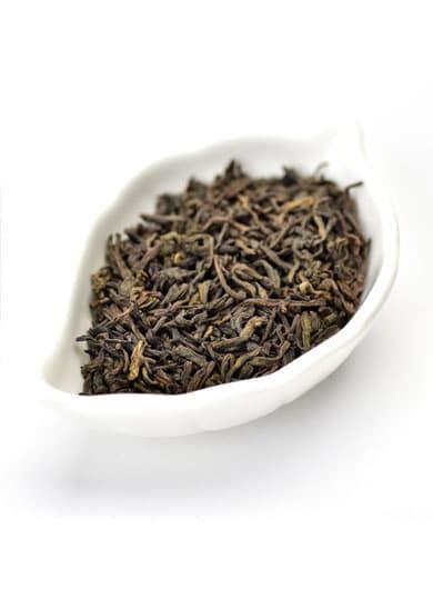 Organic Yunnan Ripened Loose Pu-erh Tea