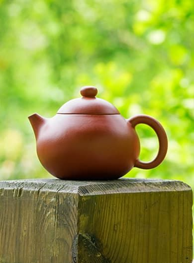 Hand-made Pear-Shaped Xi Shi Yixing Zisha Teapot