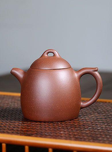 Qin Quan Yixing Zisha Teapot