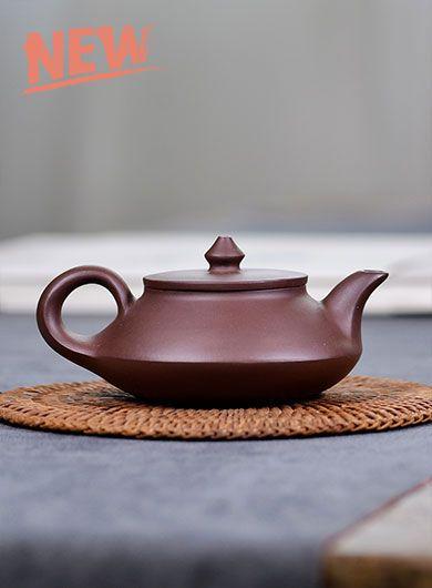Qu Hu Yixing Zisha Teapot