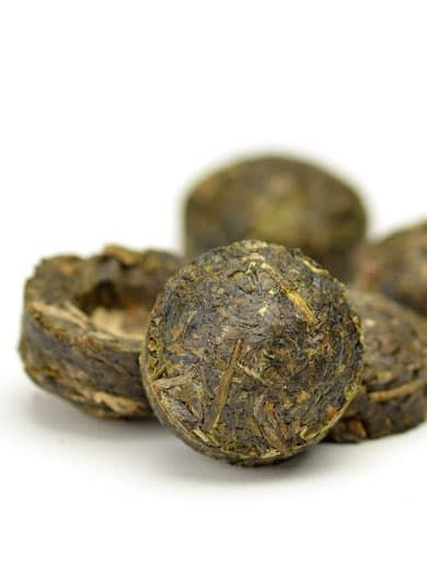 Raw Pu-erh Mini Tuocha Category