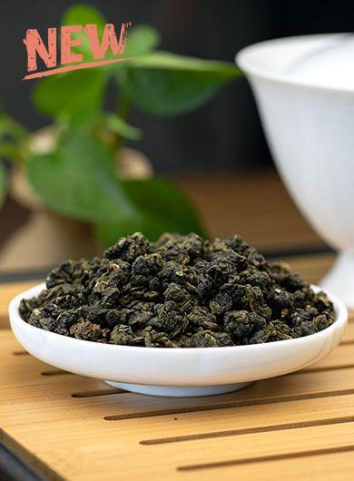 Superfine Taiwan Light-Roasted Ali Shan Oolong Tea