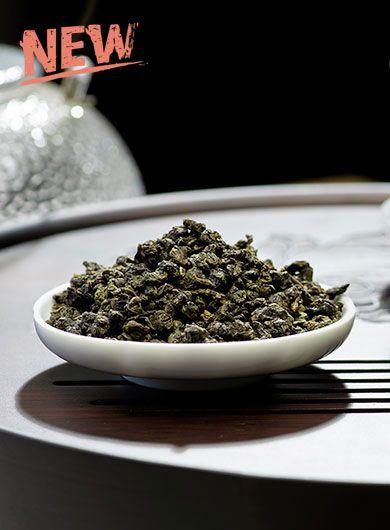 Taiwan Light-Roasted High Mountain Oolong Tea