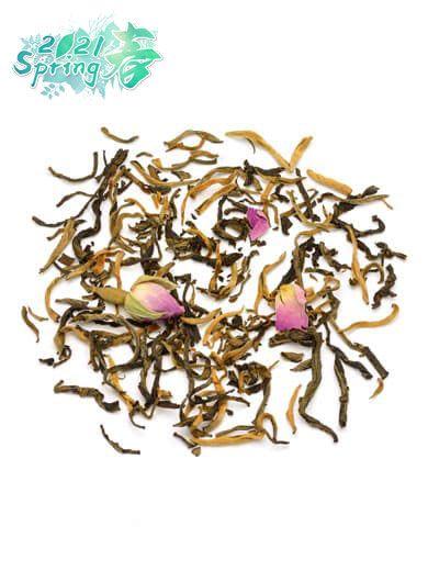 Rose Dian Hong Black Tea