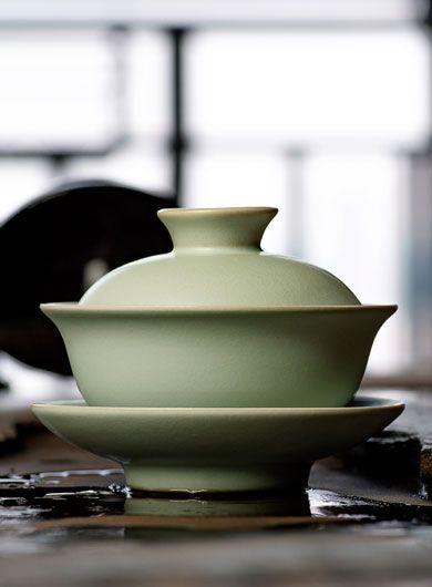 Ru Yao Porcelain Gaiwan