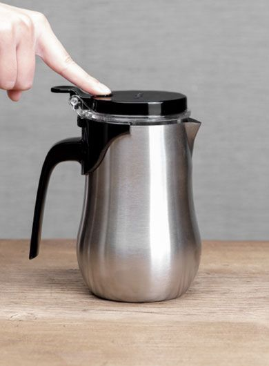 Stainless Steel Tea Cup with Infuser 650ml / 22oz