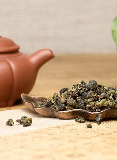 Superfine Taiwan Qing Xiang Dong Ding Oolong Tea 1