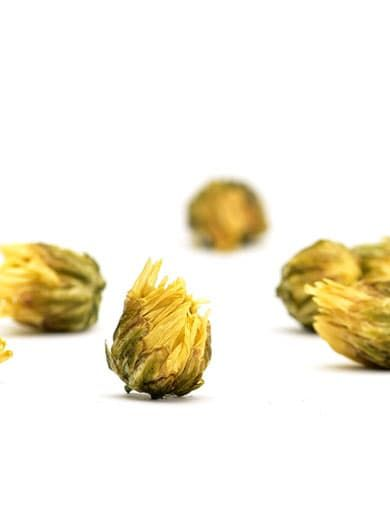 Dried Chrysanthemum Buds (Tai Ju) Herbal Tea