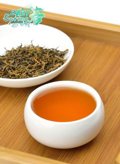 Superfine Tan Yang Gong Fu Black Tea 01