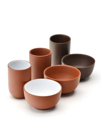 Yixing Zisha Clay Tasting and Aroma Tea Cup Set