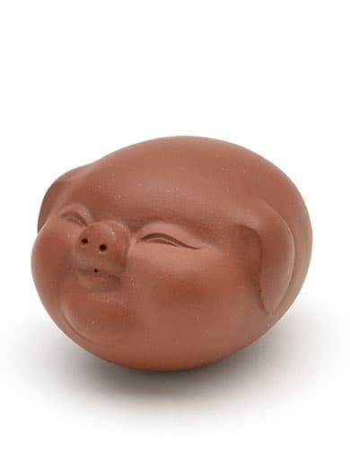 Happy Piggy Yixing Tea Pet
