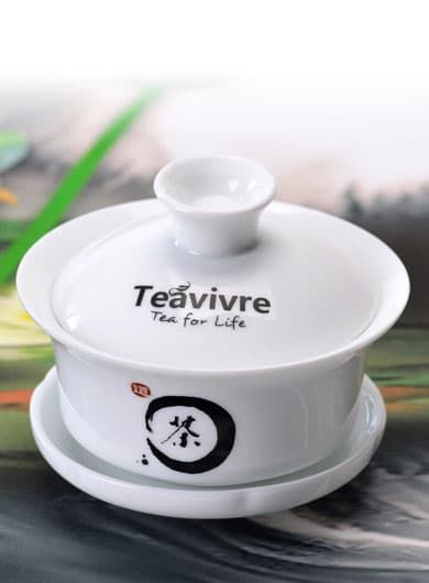 Teavivre Custom Made Chinese Gongfu Gaiwan