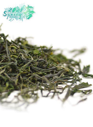 Organic Tian Mu Mao Feng Green Tea 1