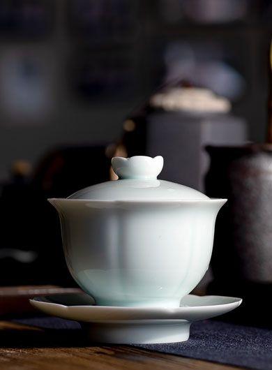 Ying Qing Porcelain Gaiwan