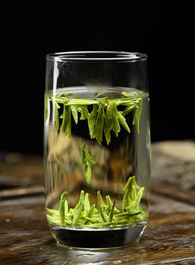 Organic Nonpareil She Qian Dragon Well Long Jing Green Tea Category