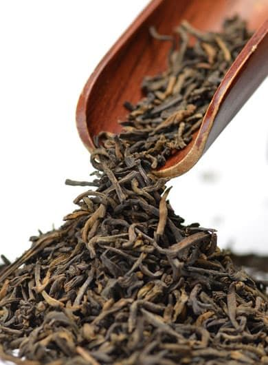 Yunnan Palace Ripened Pu-erh Loose Tea 2005 1