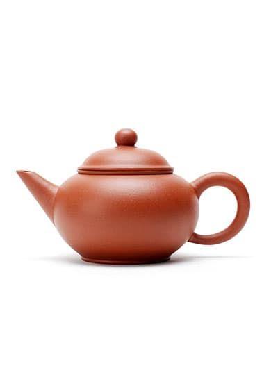 Handmade Zhi Zui Shui Ping Yixing Zisha Teapot
