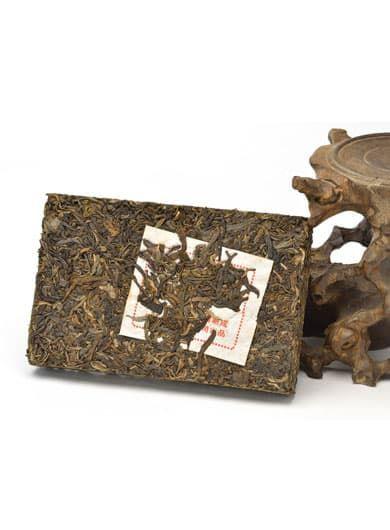 Fengqing Zhuan Cha Raw Puerh Brick Tea 2005