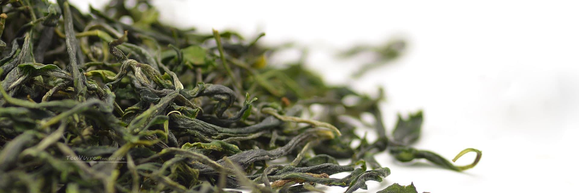 organic tian mu mao feng green tea teavivre com