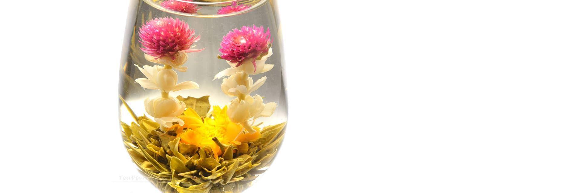 Lovely blooming tea true love flowering tea true love flower tea 2 mightylinksfo