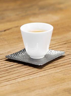 Copper Alloy Tea Cup Coaster