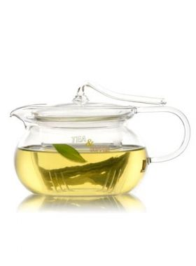 Cheerful Glass Teapot with Infuser 450 ml/ 15.2 oz Thumbnail